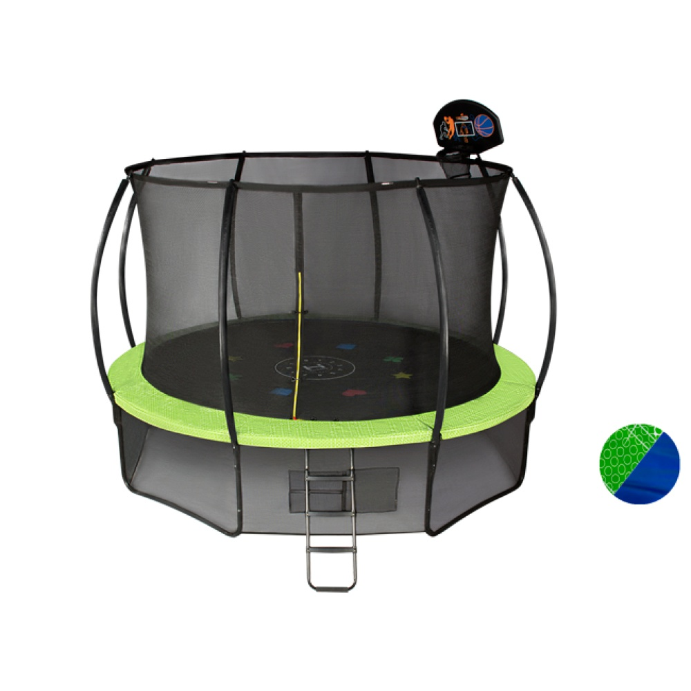 Батут Hasttings Air Game Basketball 10 FT Double Inside